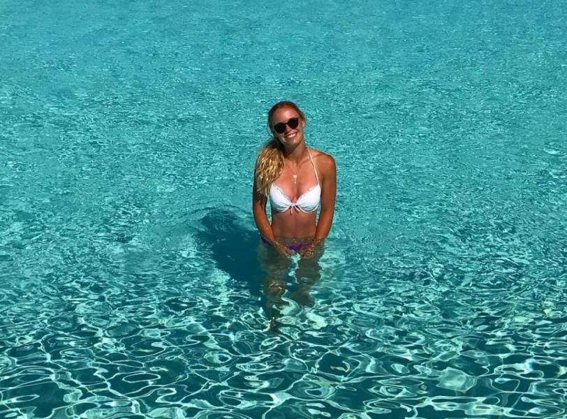 Caroline Wozniacki Nude Sexy Photos 8
