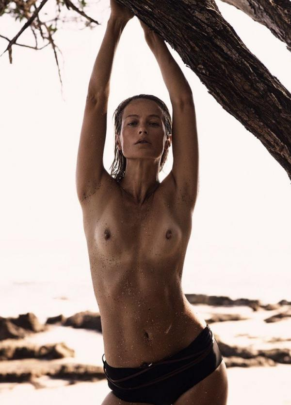 Carolyn Murphy Topless