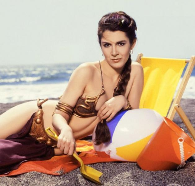 Carrie Fisher Pics