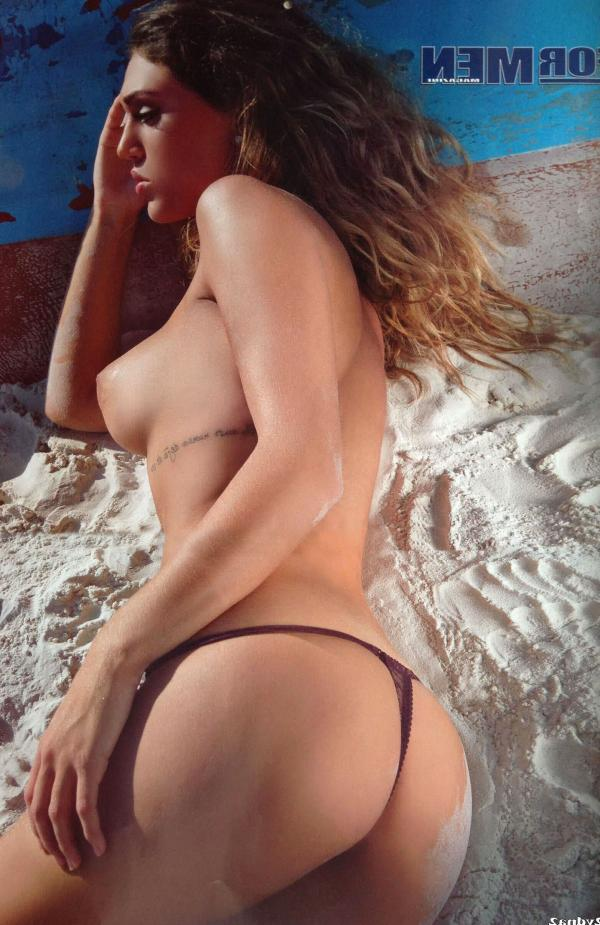 Cecilia Rodriguez ass