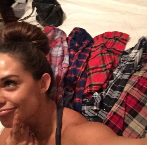 Celeste Bonin Wwe Kaitlyn Leaked Photos 23