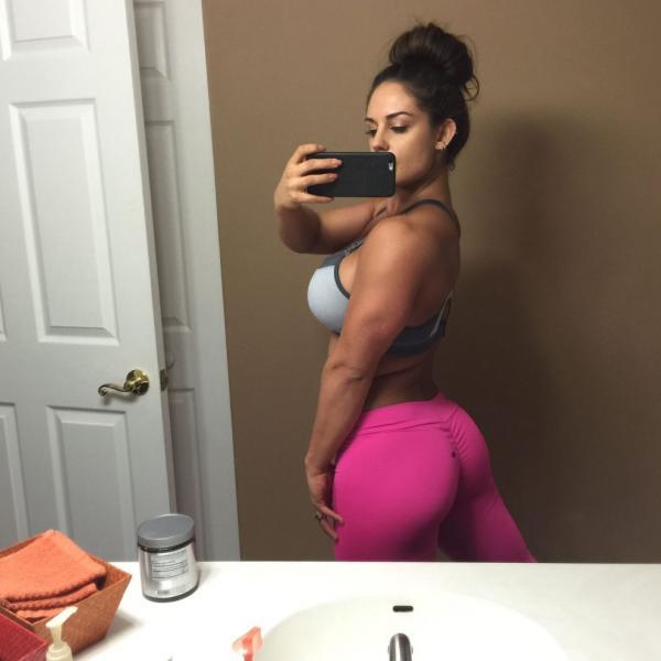 Celeste Bonin Wwe Kaitlyn Leaked Photos 24