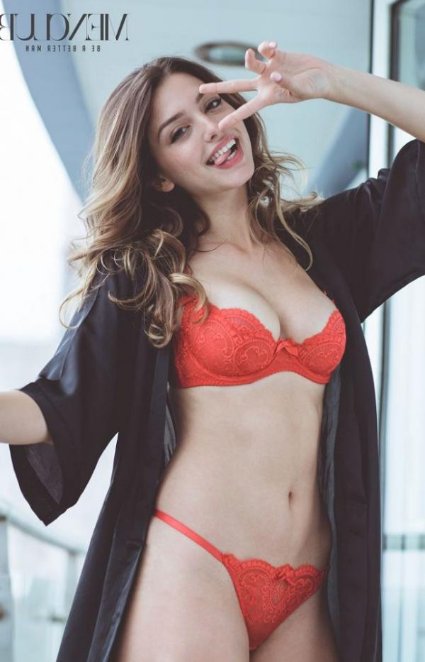 Celine Farach Sexy Pics 10