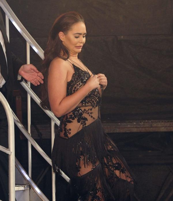 Chanelle McCleary See Through Photos 10