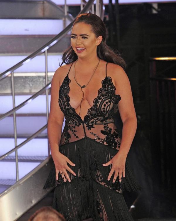 Chanelle McCleary See Through Photos 13