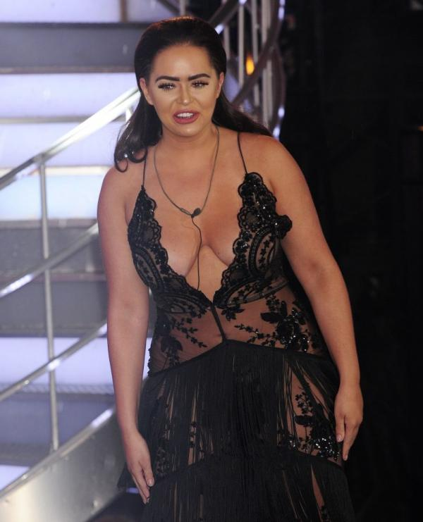 Chanelle McCleary See Through Photos 14