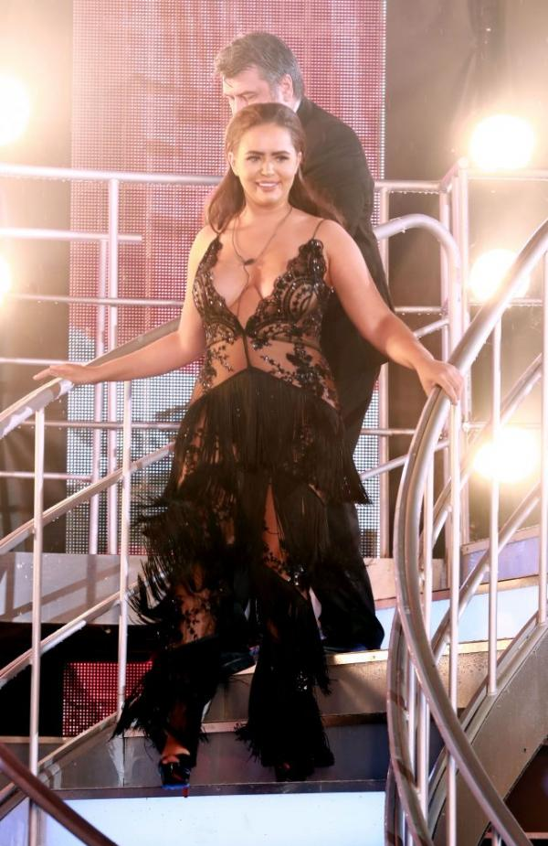 Chanelle McCleary See Through Photos 15