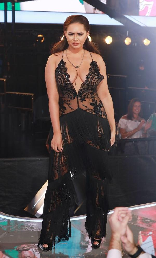 Chanelle McCleary See Through Photos 18
