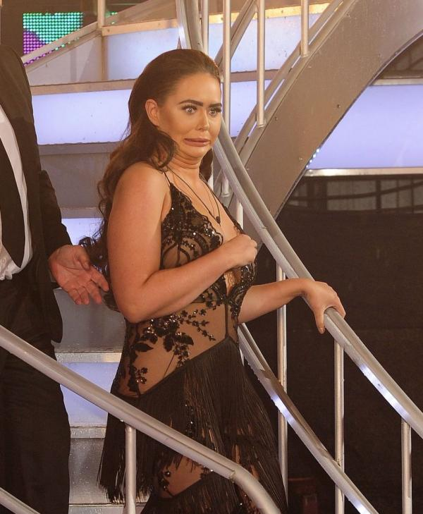 Chanelle McCleary See Through Photos 2