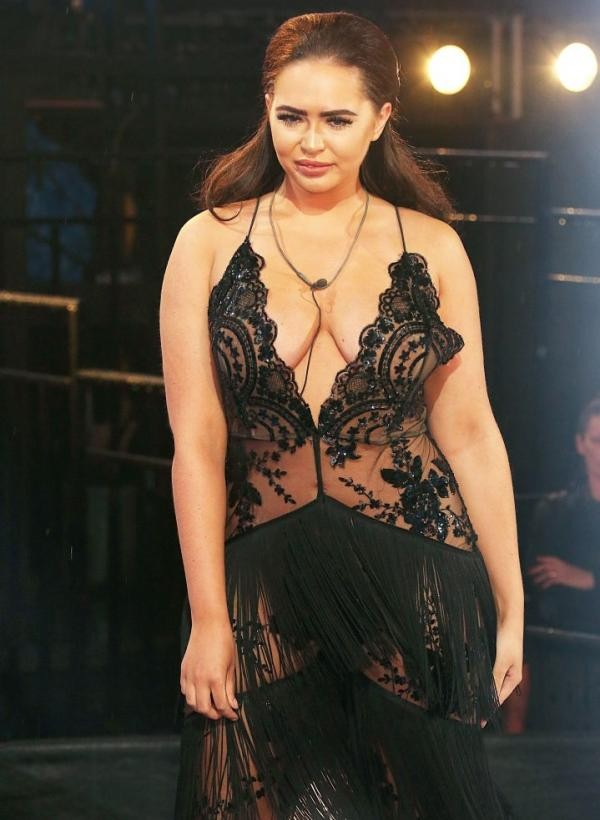 Chanelle McCleary See Through Photos 22