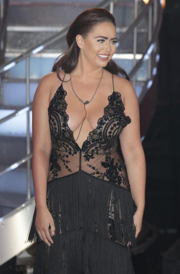 Chanelle McCleary See Through Photos 24