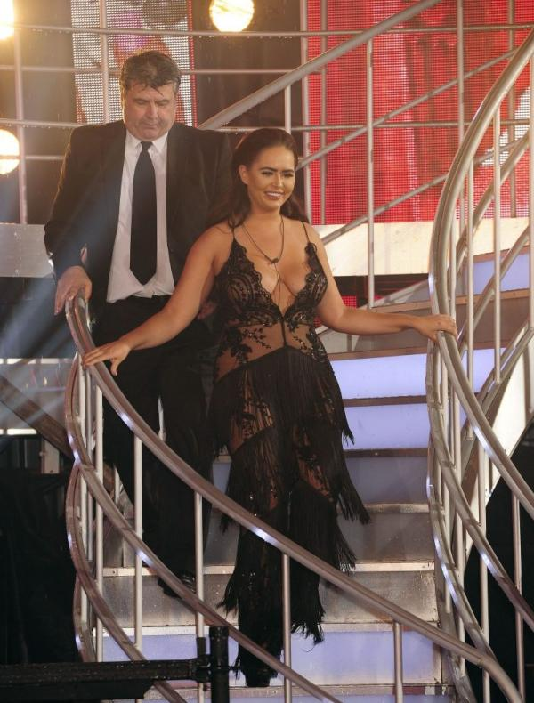 Chanelle McCleary See Through Photos 4