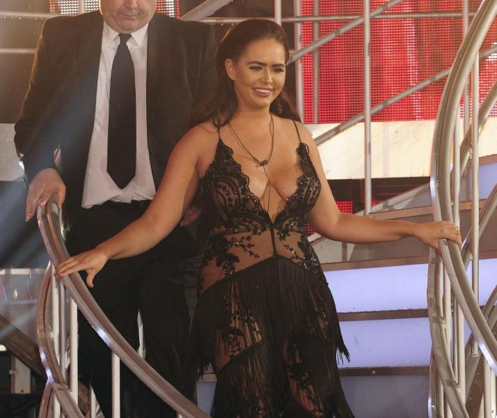 Chanelle McCleary See Through Photos 5