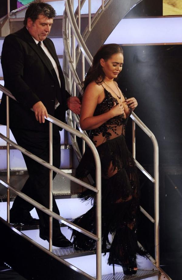 Chanelle McCleary See Through Photos 8