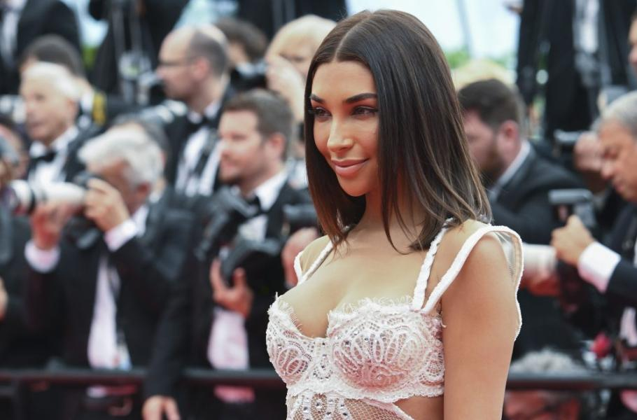 Chantel Jeffries See Through Photos 7