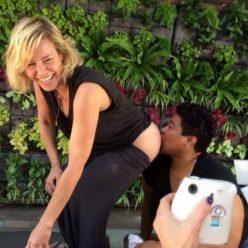 Chelsea Handler Sexy Topless Photos 15