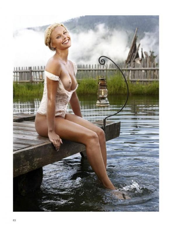 Cotte naked denise Denise Cotte