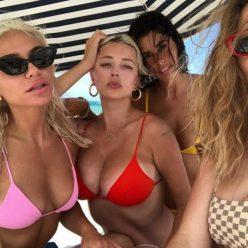 Devin Brugman Caroline Vreeland and Natasha Oakley Sexy Photos 42