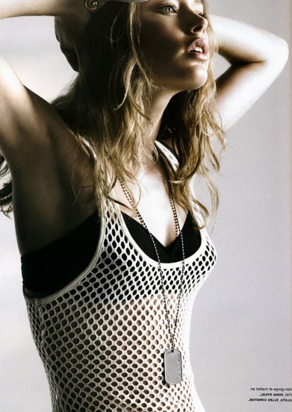 Doutzen Kroes Nude Sexy Pics 61
