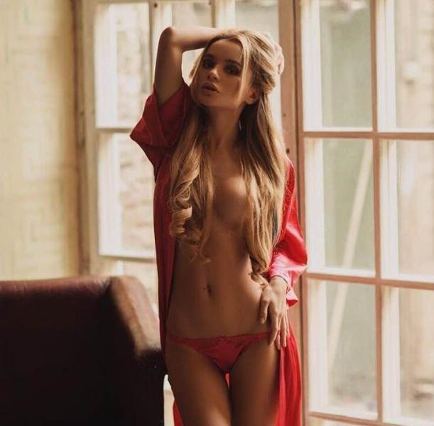 Ekaterina Zueva Nude Sexy Photos 8
