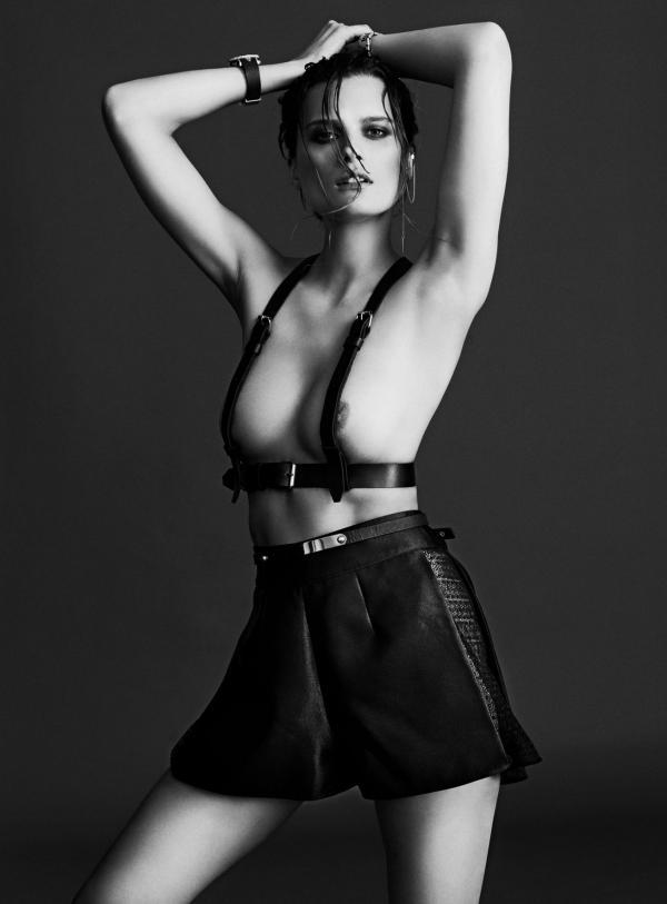 Elena Melnik Topless