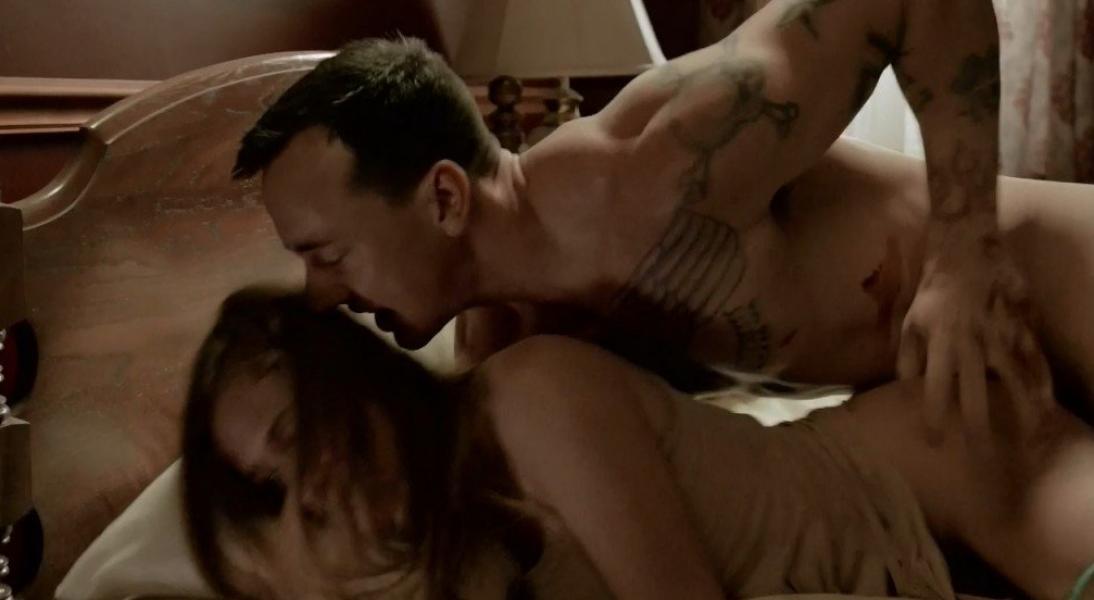 Elina Dushku and Casey LaBow Nude Banshee 12