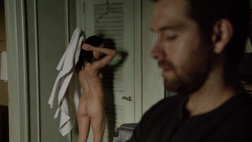 Elina Dushku and Casey LaBow Nude Banshee 4
