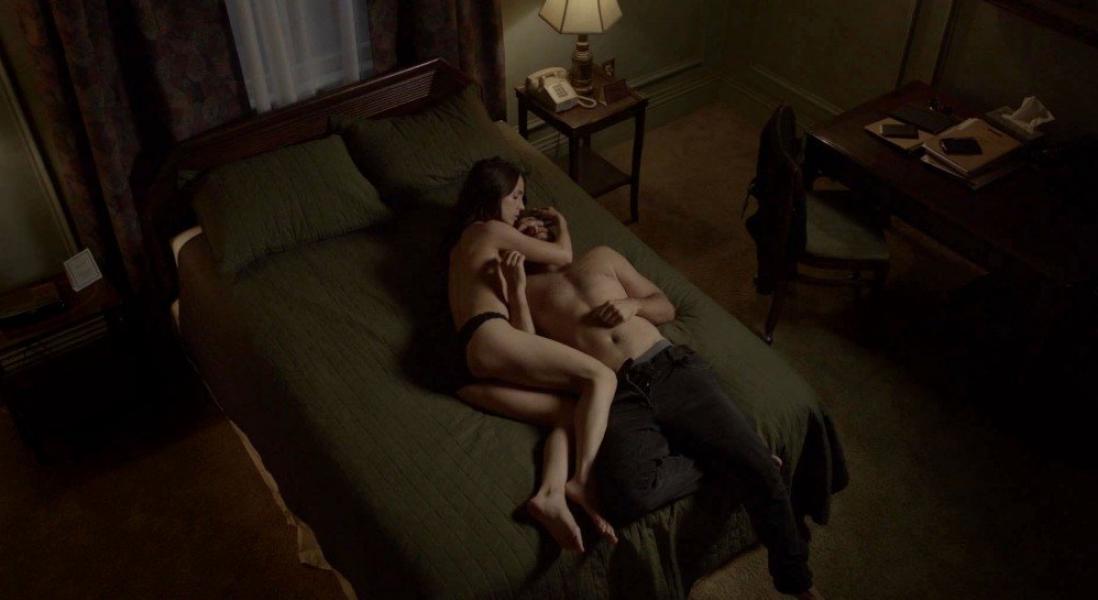 Elina Dushku and Casey LaBow Nude Banshee 9