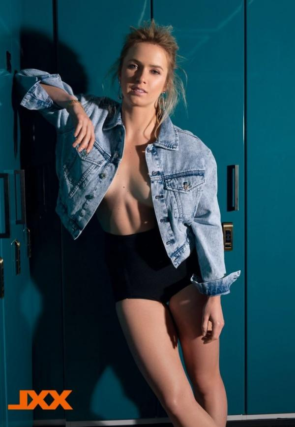 Elina Svitolina Sexy Topless Photos 8
