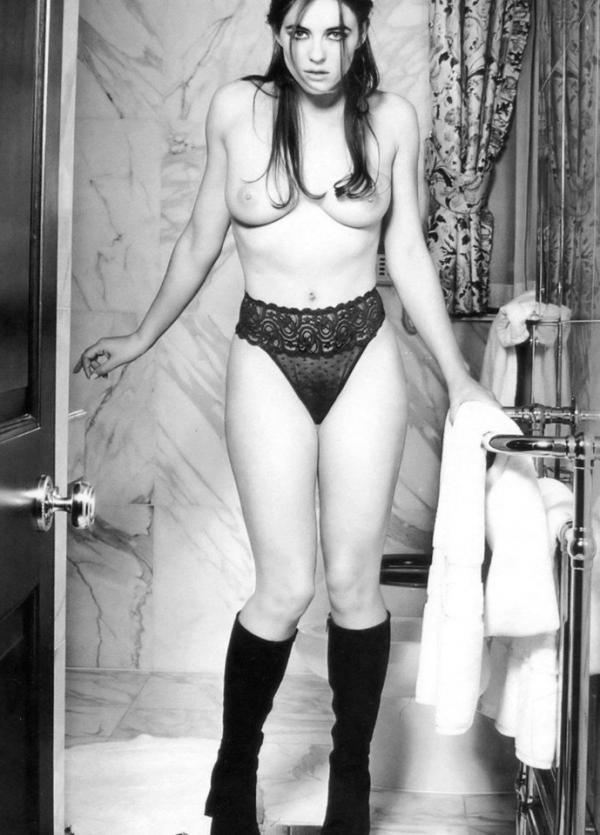 Elizabeth Hurley Naked Photos 7