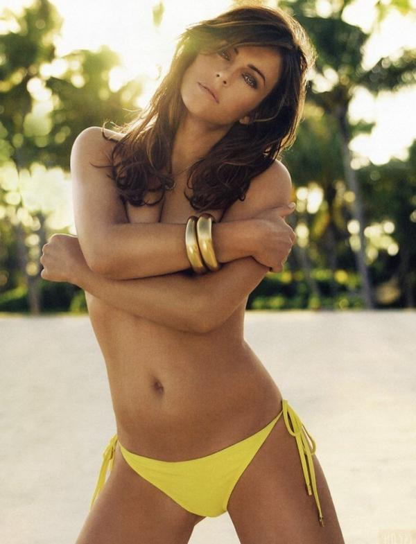 Elizabeth Hurley Naked Photos 9