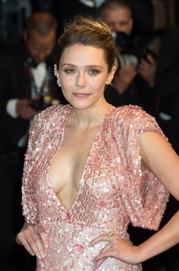 Elizabeth Olsen Sexy Pics 9