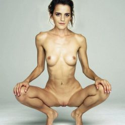 Fake or not Emma Watson nude