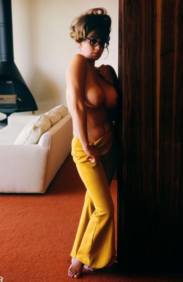 Fran Jeffries  nackt
