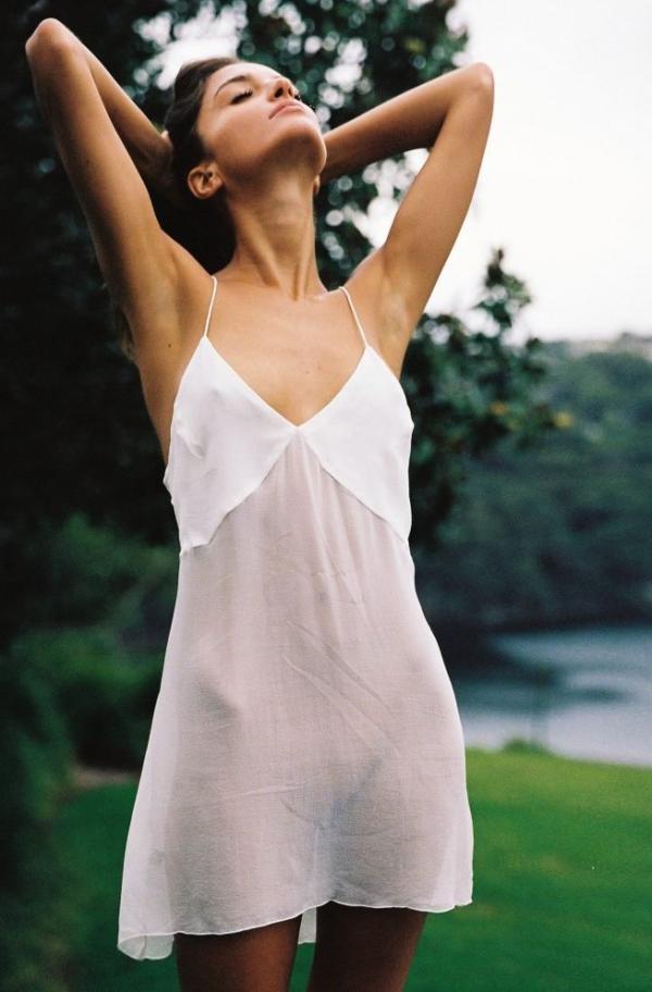 Gabrielle Caunesil Nude Sexy Photos 8