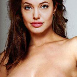 Angelina Jolie Sexy Boobs