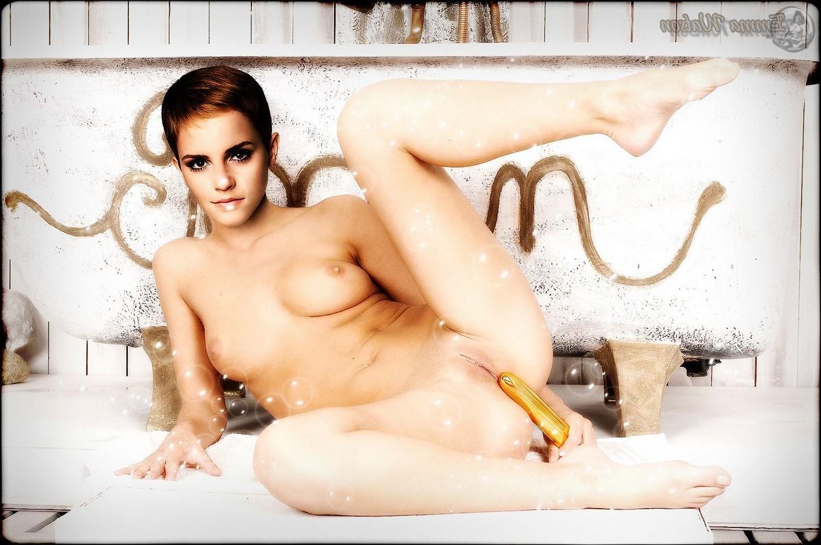 Emma Watson Fake Sexy Nurse