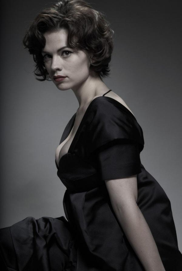 Hayley Atwell Topless Sexy Photos 7