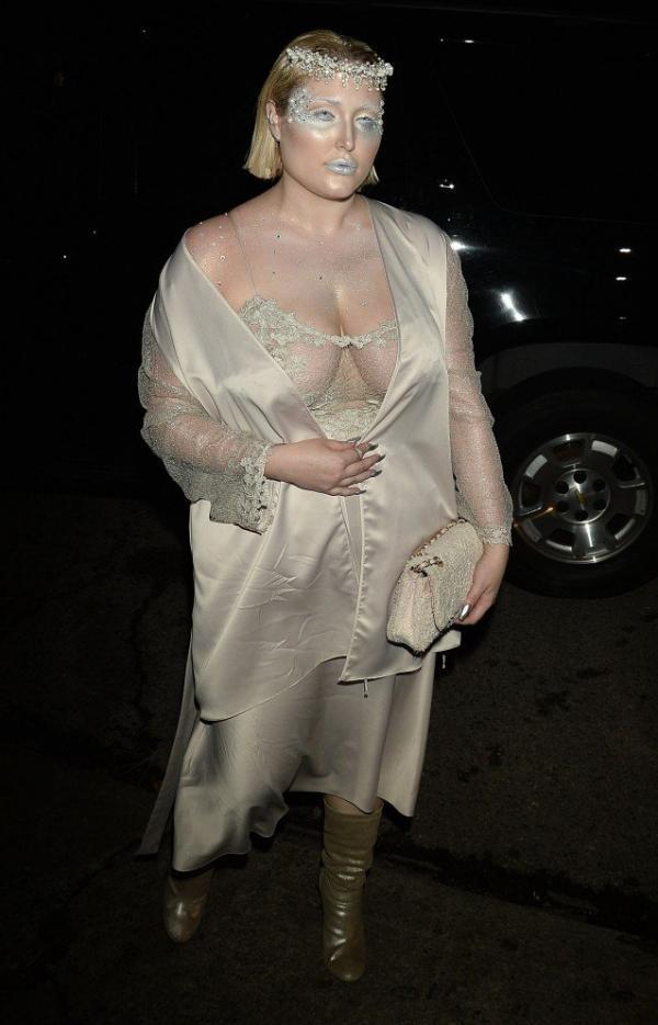 Hayley Hasselhoff Big Boobs Photos 13