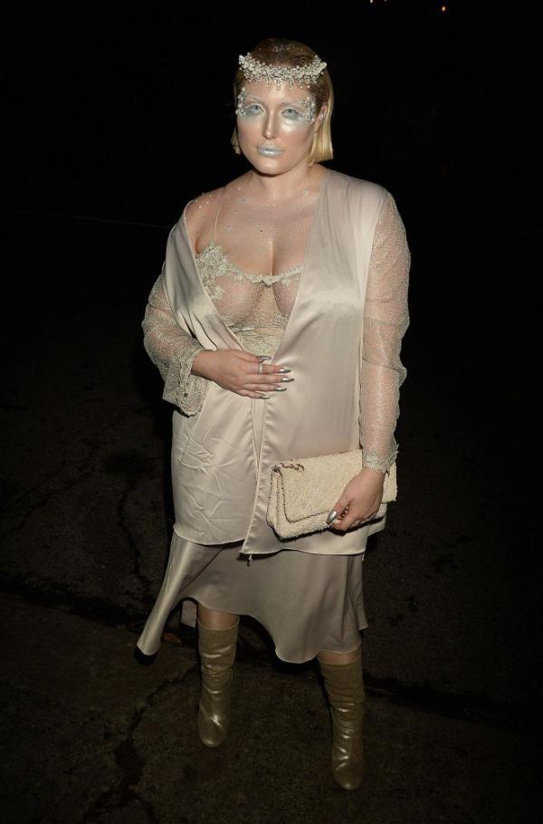 Hayley Hasselhoff Big Boobs Photos 15