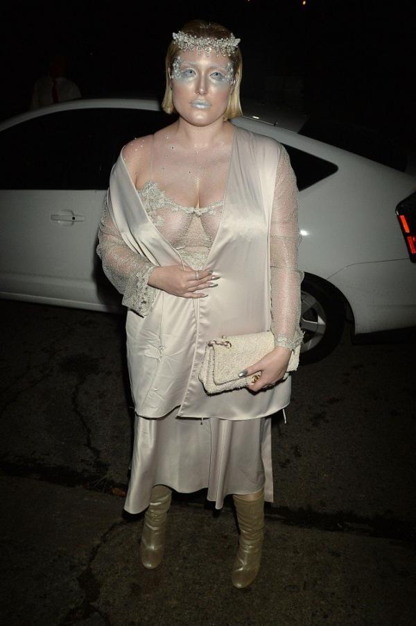 Hayley Hasselhoff Big Boobs Photos 18