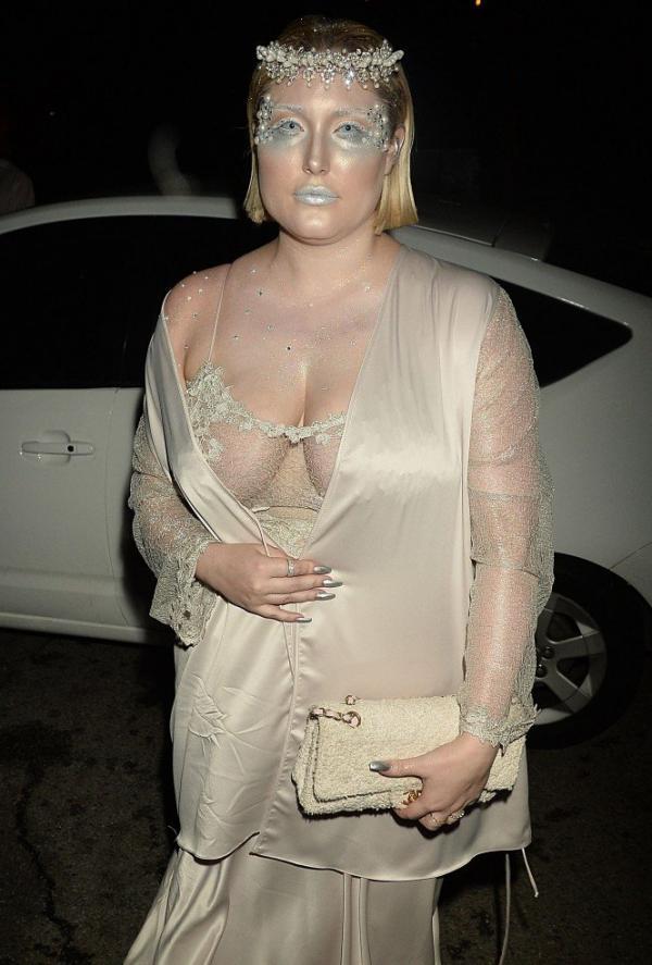 Hayley Hasselhoff Big Boobs Photos 19