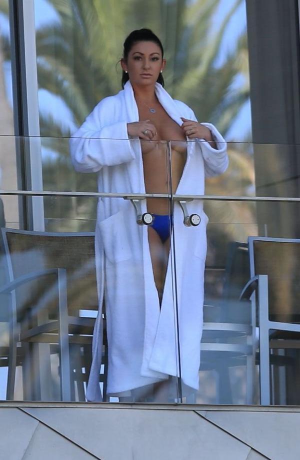 Heather Marianna Topless Photos 11