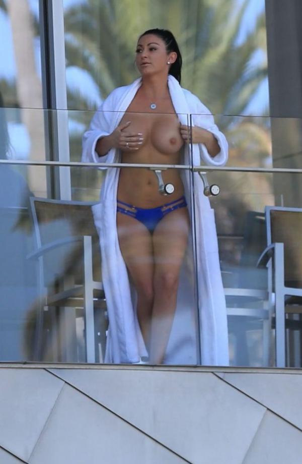 Heather Marianna Topless Photos 14