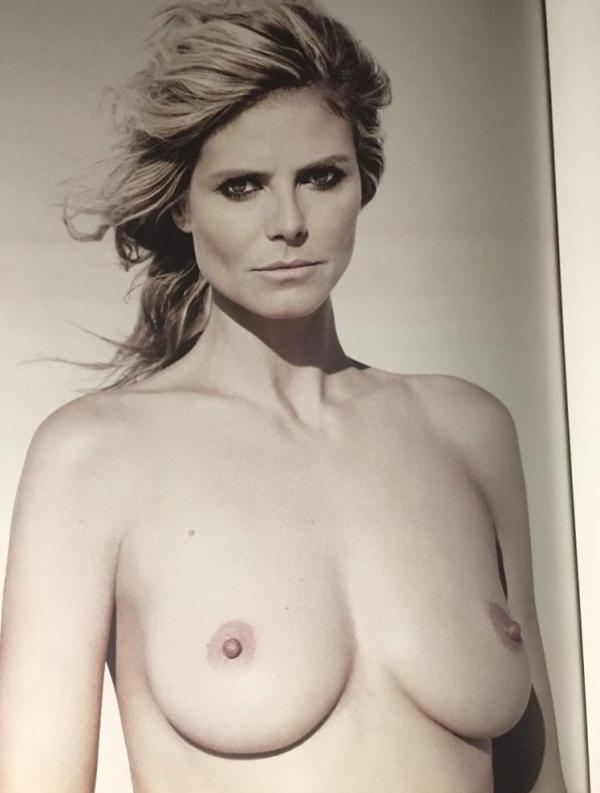 Heidi Klum Nude Photos 11