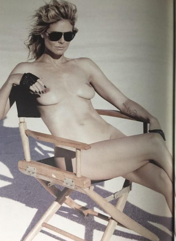 Heidi Klum Nude Photos 12