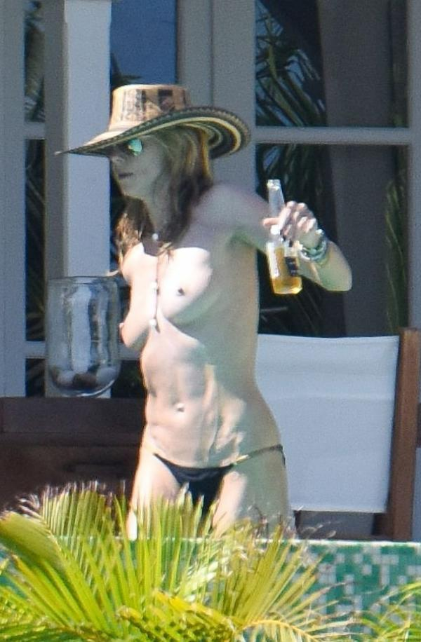 Heidi Klum Topless Photos 20 1