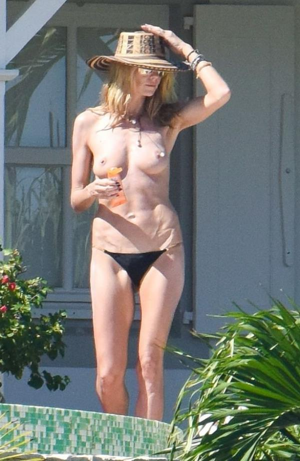 Heidi Klum Topless Photos 21 1