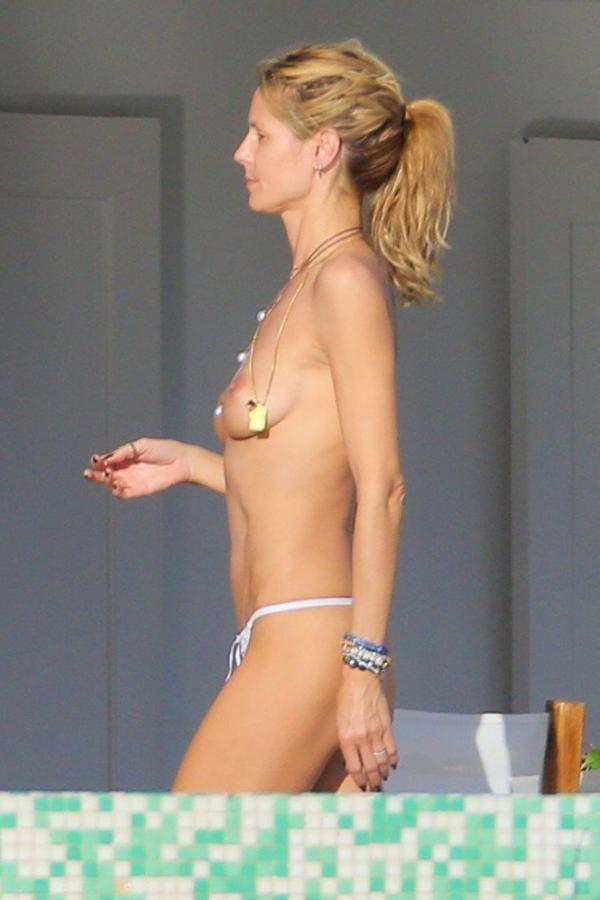 Heidi Klum Topless Photos 26 1