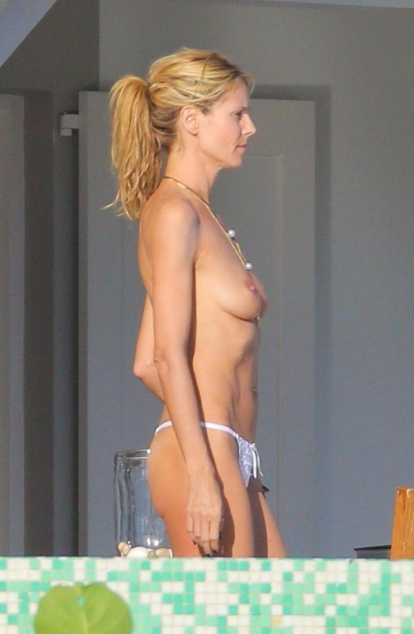 Heidi Klum Topless Photos 27 1